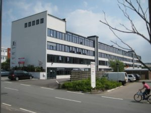 Virkholm, kontorlokaler